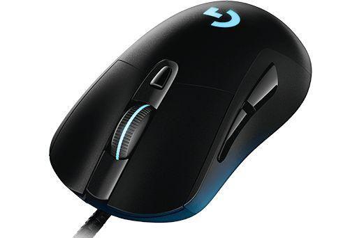 Mouse Logitech Gamer G403S PRODIGY LED RGB 12000DPI USB PRETO (910-004823)