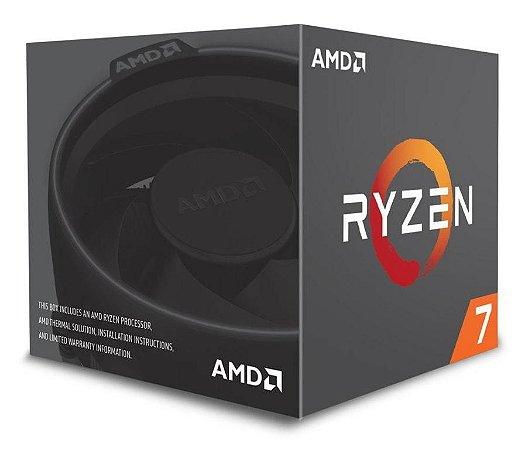 AMD RYZEN 7 1700 8-Core 3.0 GHz (3.7 GHz Turbo) Socket AM4 65W (YD1700BBAEBOX)