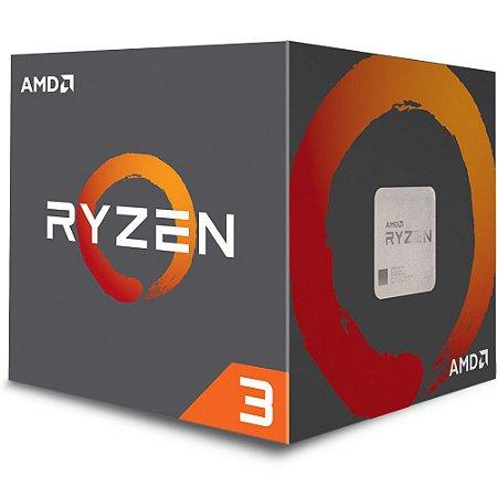 AMD RYZEN 3 1300X 4-Core 3.5 GHz (3.7 GHz Turbo) Socket AM4 65W (YD130XBBAEBOX)