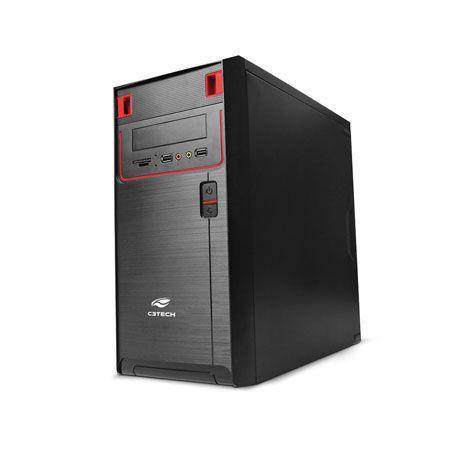 Gabinete C3Tech Micro-ATX (MT-21BK)