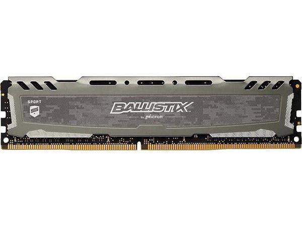 Crucial Ballistix Sport LT 8GB 2400Mhz DDR4 CL16 Grey (BLS8G4D240FSB)