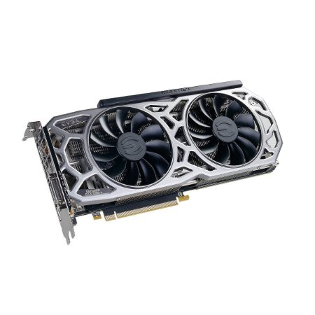 EVGA GeForce GTX 1080 Ti SC2 GAMING 11GB GDDR5X, iCX Technology - 9 Thermal Sensors & RGB LED G/P/M (BLACK BOX) (11G-P4-6593-RX)