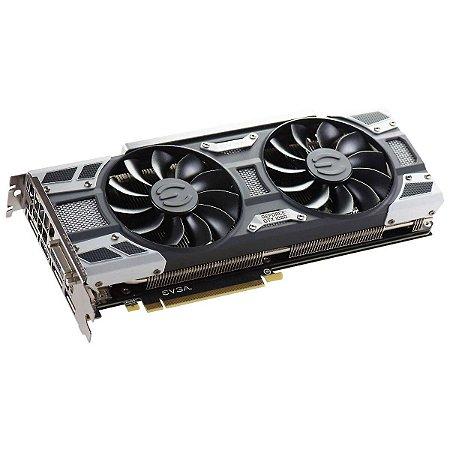 EVGA GeForce GTX 1080 SC GAMING ACX 3.0 8GB GDDR5X, LED, DX12 OSD Support (PXOC) (BLACK BOX) (08G-P4-6283-RX)