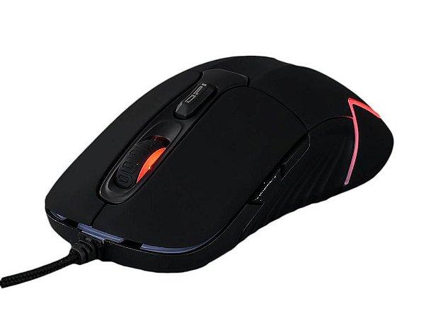 Mouse Gamer PCTop Falcon Severus RGB Pro 4000DPI (FS3000)