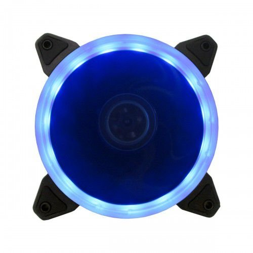 Fan Ring Bluecase Gamer 120mm Azul BFR-05B