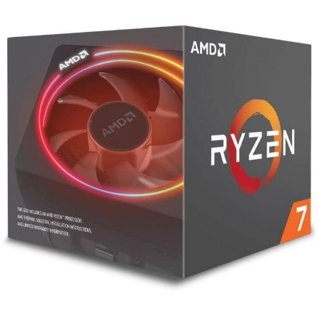 AMD Ryzen 7 2700X Octa Core 3.7 GHz (Max Turbo 4.35GHz) Cache 20MB c/ Cooler Wraith Prism RGB AM4 (YD270XBGAFBOX)