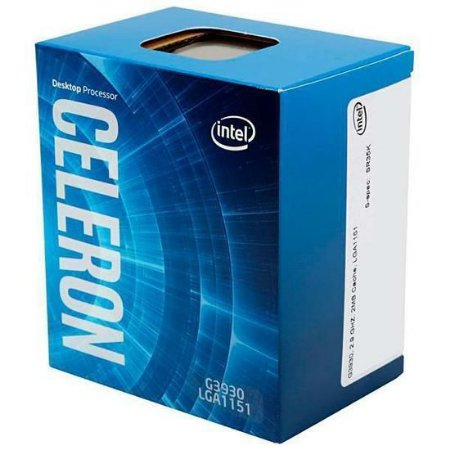 Intel Celeron G3930 Kaby Lake Dual-Core 2.9 GHz LGA 1151 51W Intel HD Graphics 610 (BX80677G3930)
