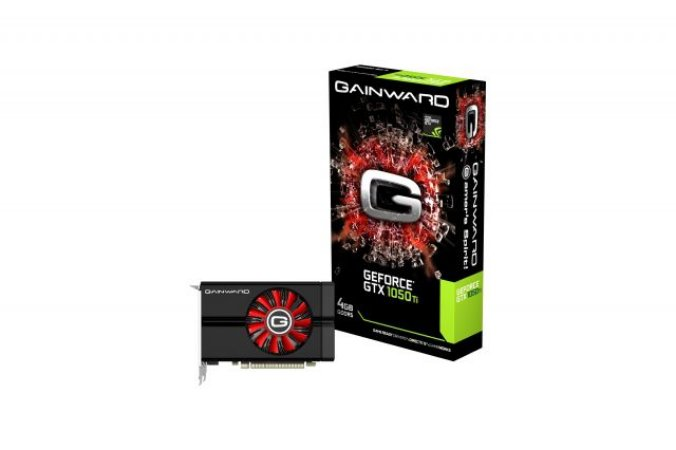 GAINWARD GEFORCE GTX 1050 TI 4GB GDDR5 128Bits DX12 (NE5105T018G1-1070F)
