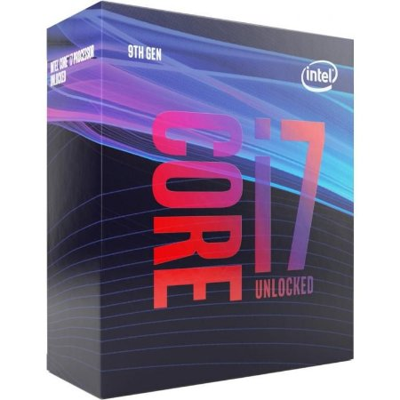 Intel Core i7-9700K Coffee Lake 8-Core 3.6 GHz (4.9 GHz Turbo) LGA 1151 (300 Series) 95W Intel UHD Graphics 630 (BX80684I79700K)