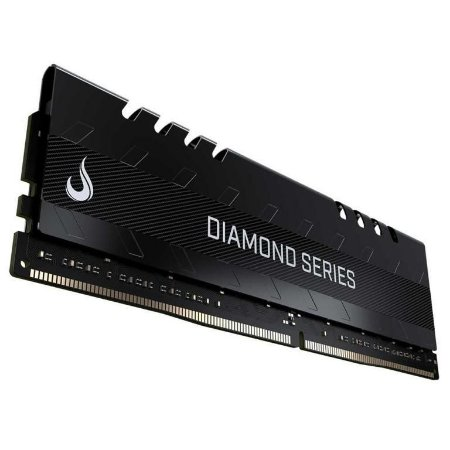 Rise Mode Diamond 8GB, 2400MHz, DDR4, CL15, Preto - (RM-D4-8G-2400D)