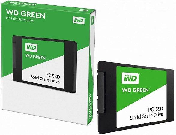 SSD WD Green 120GB SATA III 6Gb/s (WDS120G2G0A)