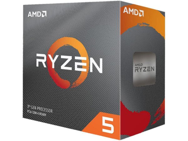 AMD Ryzen 5 3600 6-CORE 12-THREAD 3.6GHz (4.2GHz Max Turbo) Cache L3 32MB c/ Wraith Stealth Cooler AM4 (YD3600BBAFBOX)