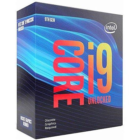 Intel Core i9-9900KF Coffee Lake 8-Core, 16-Thread, 3.6 GHz (5.0 GHz Turbo) LGA 1151 95W (BX80684I99900KF)