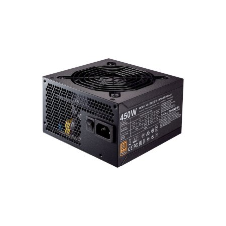 Cooler Master 450W 80 Plus Bronze MWE (MPX-4501-ACAAB-BR)