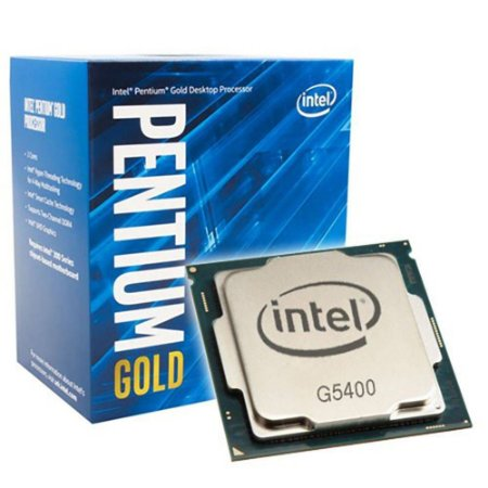Intel Pentium Gold G5420 Coffee Lake Dual-Core 3.8 GHz LGA 1151 (300 Series) 54W / 58W Intel UHD Graphics 610 (BX80684G5420)