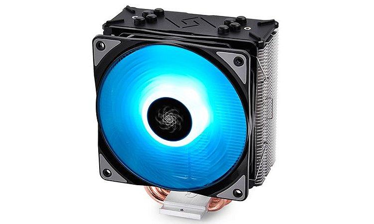 Cooler Deepcool Gammaxx GTE RGB 4 Heatpipes 120mm (DP-MCH4-GMX-GTE)