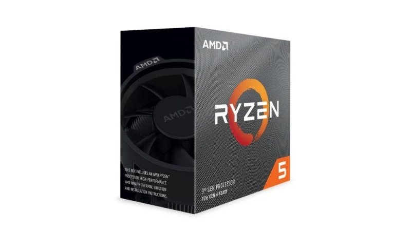 AMD Ryzen 5 3500X 6-CORE 6-THREAD 3.6GHz (4.1GHz Max Turbo) Cache L3 32MB c/ Wraith Stealth Cooler AM4 (100-100000158BOX)