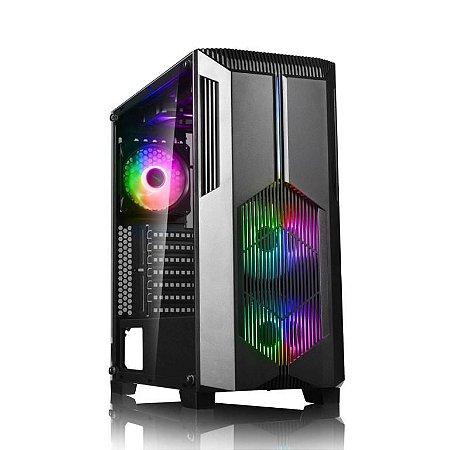 PC Gamer AMD Ryzen 5 3600 / Radeon RX 5700 XT / 16gig 3200Mhz (2 x 8gig) / SSD 240gig / HD 500Gig / Fonte 550W