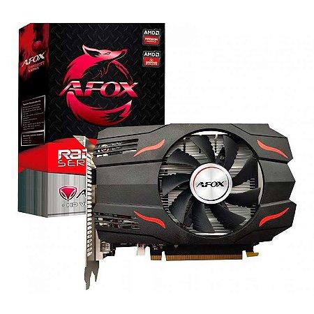 AFOX RADEON RX 550 4GB 128-Bit GDDR5 PCI Express 3.0 DirectX 12 (AFRX550-4096D5H3)