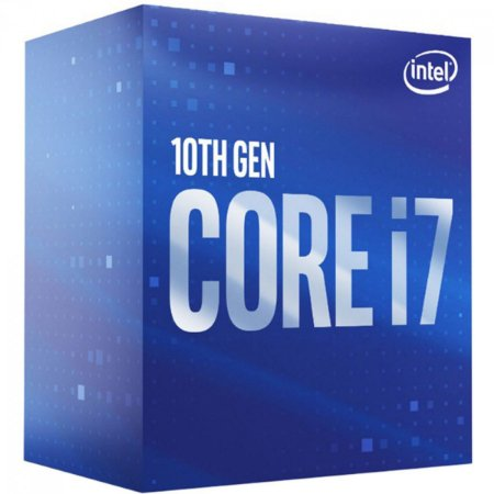 Intel Core i7-10700 2.9GHz (4.80GHz Turbo) 10ª Geração, 8-Cores 16-Threads Cache 16MB LGA 1200 (BX8070110700)