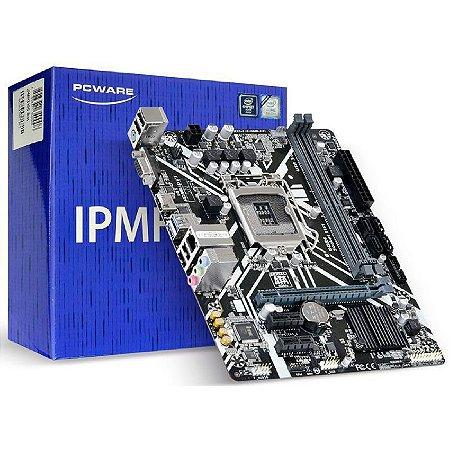 PCWARE IPMH310G LGA 1151 (300 Series) HDMI SATA 6Gb/s MICRO-ATX