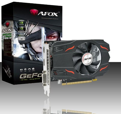 AFOX GeForce GTX 1650 SUPER 4GB GDDR6 128-Bits DX 12 PCI Express 3.0 x16 (AF1650S-4096D6H1-V3)