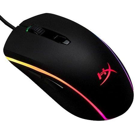 Mouse Gamer HyperX Pulsefire Surge RGB 16000 DPI (sem caixa) (Seminovo) (HX-MC002B)