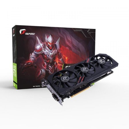 Colorful iGame NVIDIA GeForce GTX 1660 Super Ultra 6G-V, 6GB, GDDR6