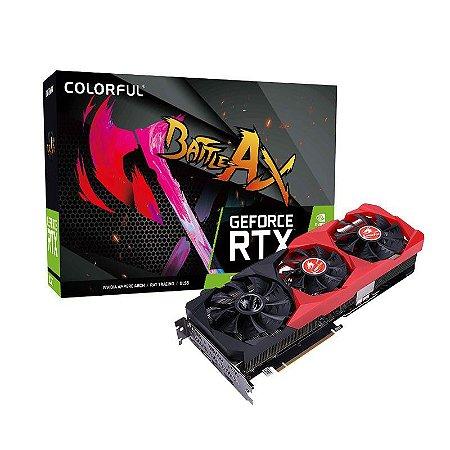 Colorful GeForce Battle AX RTX 3070 NB-V 8GB GDDR6 256Bit