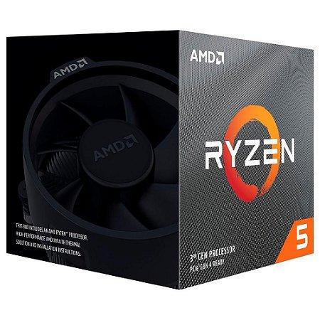 AMD Ryzen 5 3600XT Cache 35MB 3.8GHz (4.5GHz Max Turbo) AM4 (100-100000281BOX)