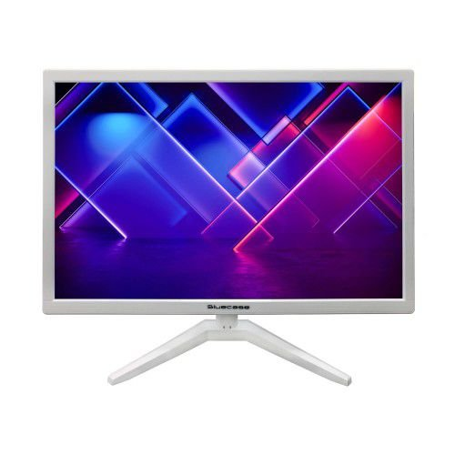 "Monitor Bluecase LED 21.5"" Full HD HDMI/VGA 3ms Branco (BM22X1WCASE)"