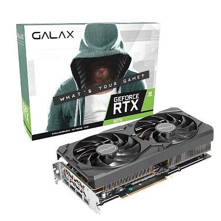 Galax GeForce RTX 3070 (1-Click OC) 8GB GDDR6 256-bit (37NSL6MD2KOC)