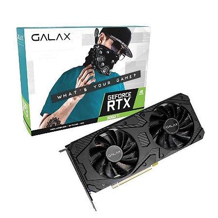 Galax GeForce RTX 3060 Ti 8GB 1-Click OC GDDR6 256-bit (36ISL6MD1VDD)