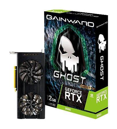 Gainward GeForce RTX 3060 Ghost OC 12GB GDDR6 192BITS (NE63060T19K9-190AU)