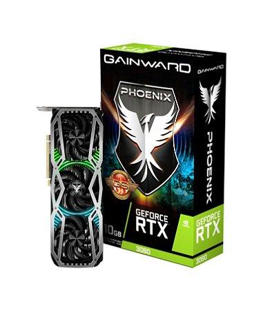 Gainward GeForce RTX 3080 Phoenix GS 10GB GDDR6 320Bit (NED3080S19IA-132AX)