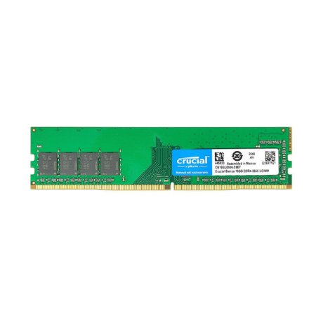 Crucial 16GB DDR4 2666MHz (PC4 21300) (CB16GU2666)