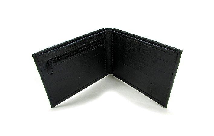 Clássica - Carteira com porta moedas