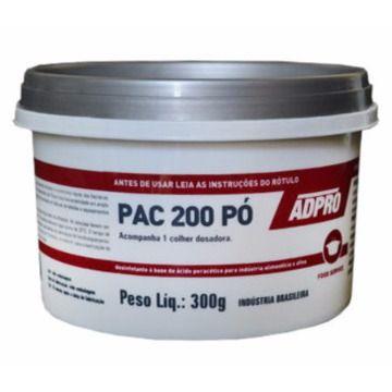 PAC 200 Peracético - Sanitizante