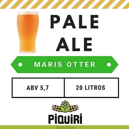 Kit receitas cerveja artesanal 20L E. Pale Ale Maris Otter