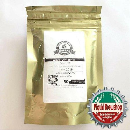 Lúpulo US Centennial - 50g (pellets)