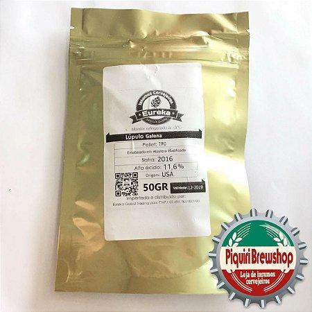 Lúpulo US Galena - 50g (pellets)