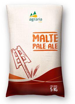 Malte Agraria Pale Ale - Saca 25kg