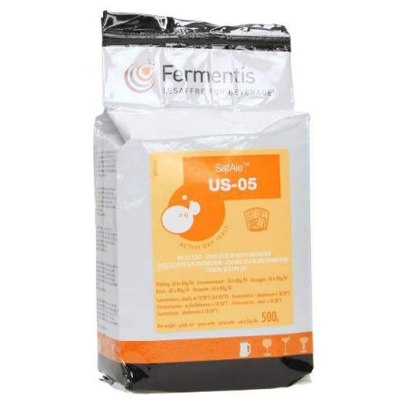 Fermento Fermentis US-05 500g