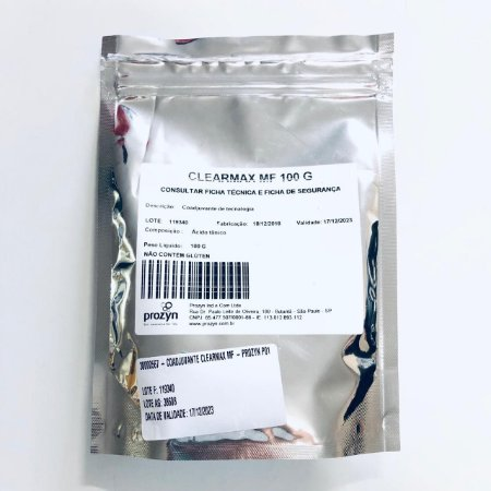 Coadjuvante Clearmax MF - Prozyn