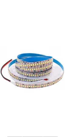 FITA LED 2835 12v 5M 48W 240Led/M 1200 LED IP20 - BF 6500K