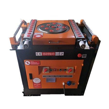 (RESERVADO) - Maquina De Dobrar Ferro De Construção De 3,2mm Até 32mm