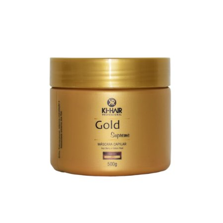 Gold Supreme Ki-Hair