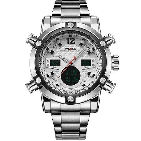 Relógio Weide LightSilver