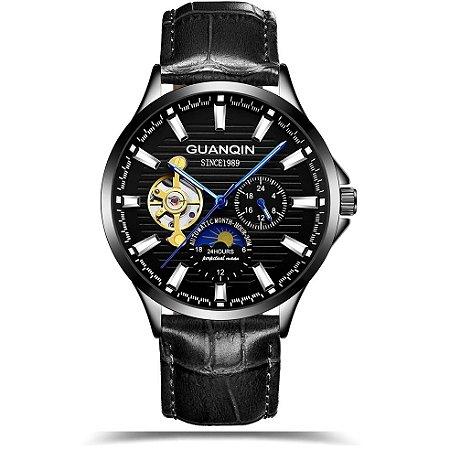 Relógio masculino Guanqin Since