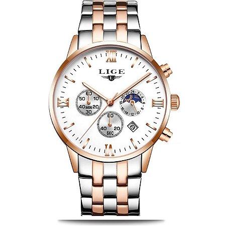 Relógio Lige Roman